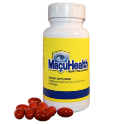 MacuHealth Bottle Image