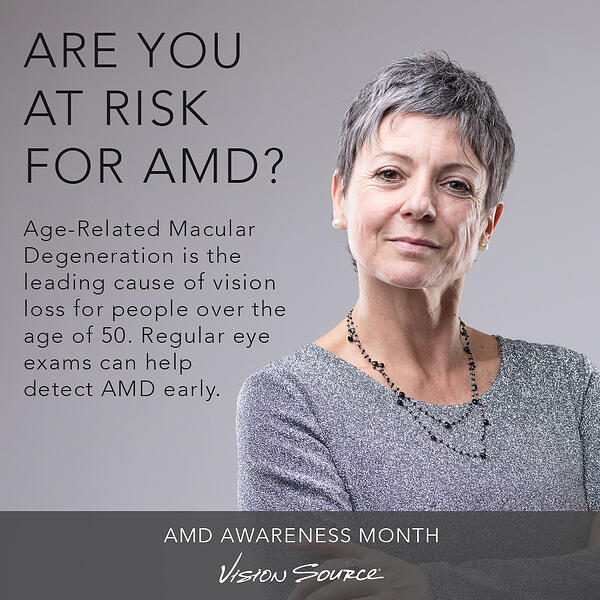 AMD Awareness Month